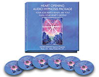 Heart Opening Audio Hypnosis Package